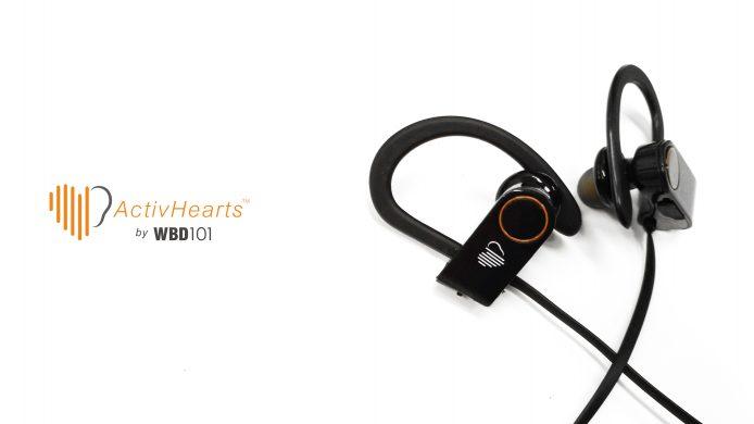 衛保數碼研發的動態心率測量技術,利用全方位多角度感應器配合動態心率算法,可以應用於耳機和手錶上。