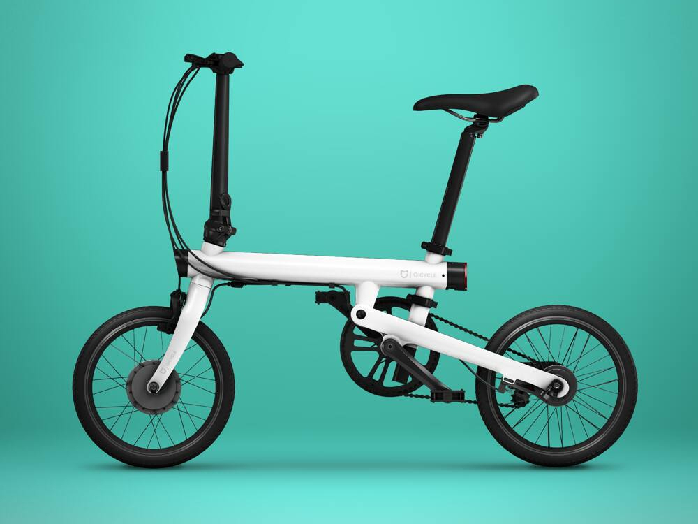 小米發表首部智能電動單車