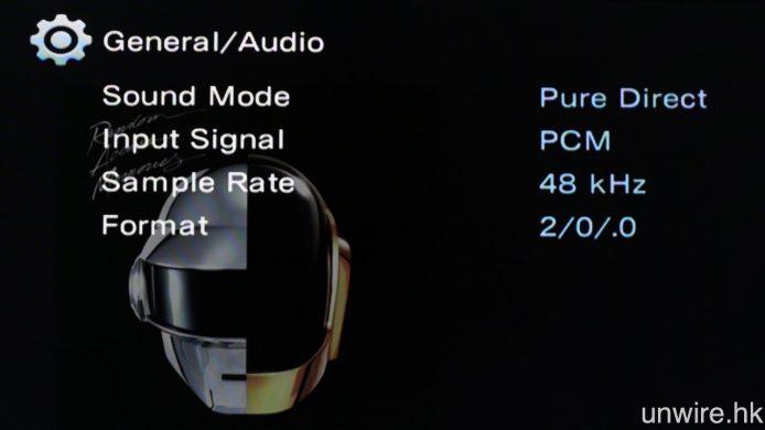 透過 Chromecast 之 HDMI 端子輸出音樂訊號時,所有訊號都會重新取樣成 48kHz 輸出。