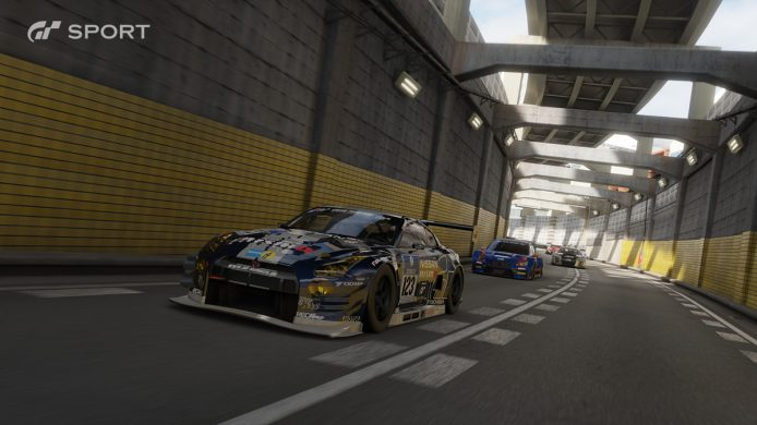 GTSport_Race_Tokyo_Express_way_02