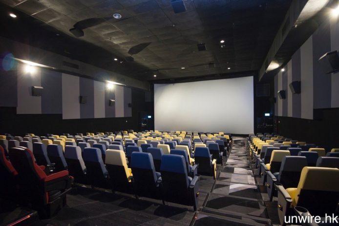 去年另一「物件導向」環繞聲 DTS:X 亦已登陸香港,其中嘉禾黃埔戲院就有兩個影院安裝了該種三維環繞聲系統。