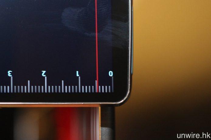 B6 及 C6 均用上 Blade Slim 一體式屏幕面板設計,面板連機身最薄位置厚度約為 5mm。