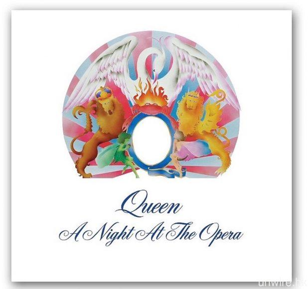 試聽歌曲:Queen《Bohemian Rhapsody》24bit/96kHz ALAC 檔。
