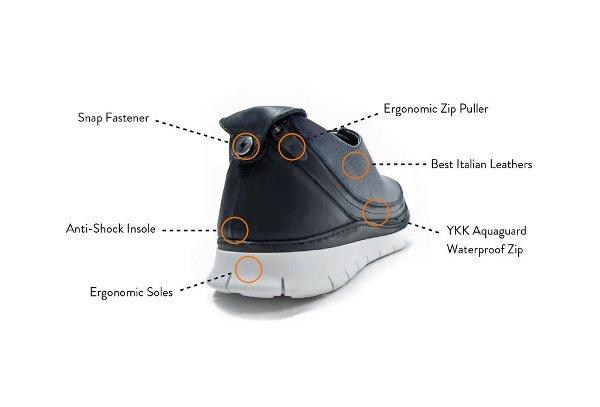 鞋底鞋面可分離!全球首款 Shooz 「模組式」休閒鞋正式誕生
