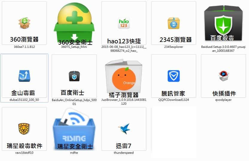 鬼打鬼!台灣網民實測中國流氓軟件大煉蠱