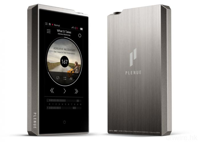 PLENUE M2 內部規格較上一代最大不同,在於內置容量由 64GB 增加至 128GB。