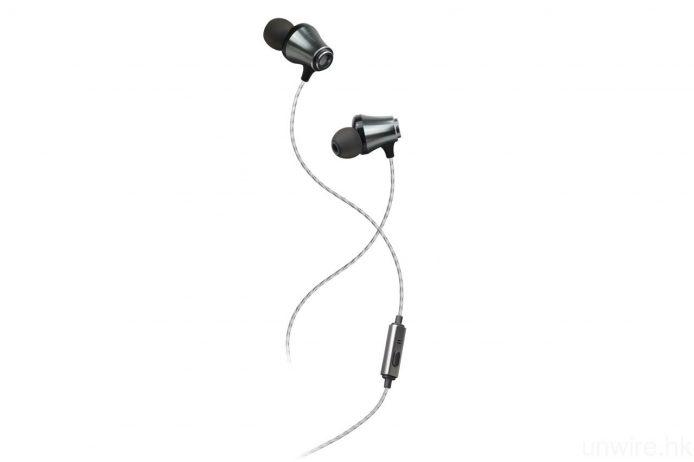 同場 i.Tech 亦發佈全新 Hi-Res Audio 認證有線耳機 ProStereo L2,用上鋁合金外殼,與及 12mm 陶瓷片和 13mm 動圈同軸單元,官方公佈頻率響應範圍達至 5Hz 至 45kHz。