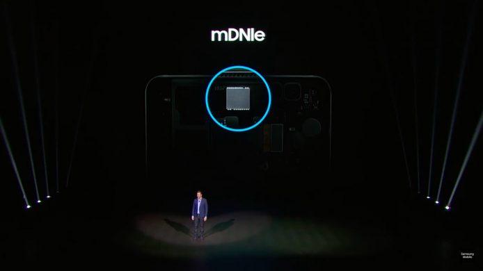 搭載 mDNIe 電視級影像處理晶片,令 Note 7 支援播放 HDR 影片。