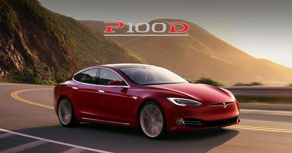 全球最快量產跑車!Tesla 發表全新 Model S P100D 由 0-60mph 只需 2.5 秒