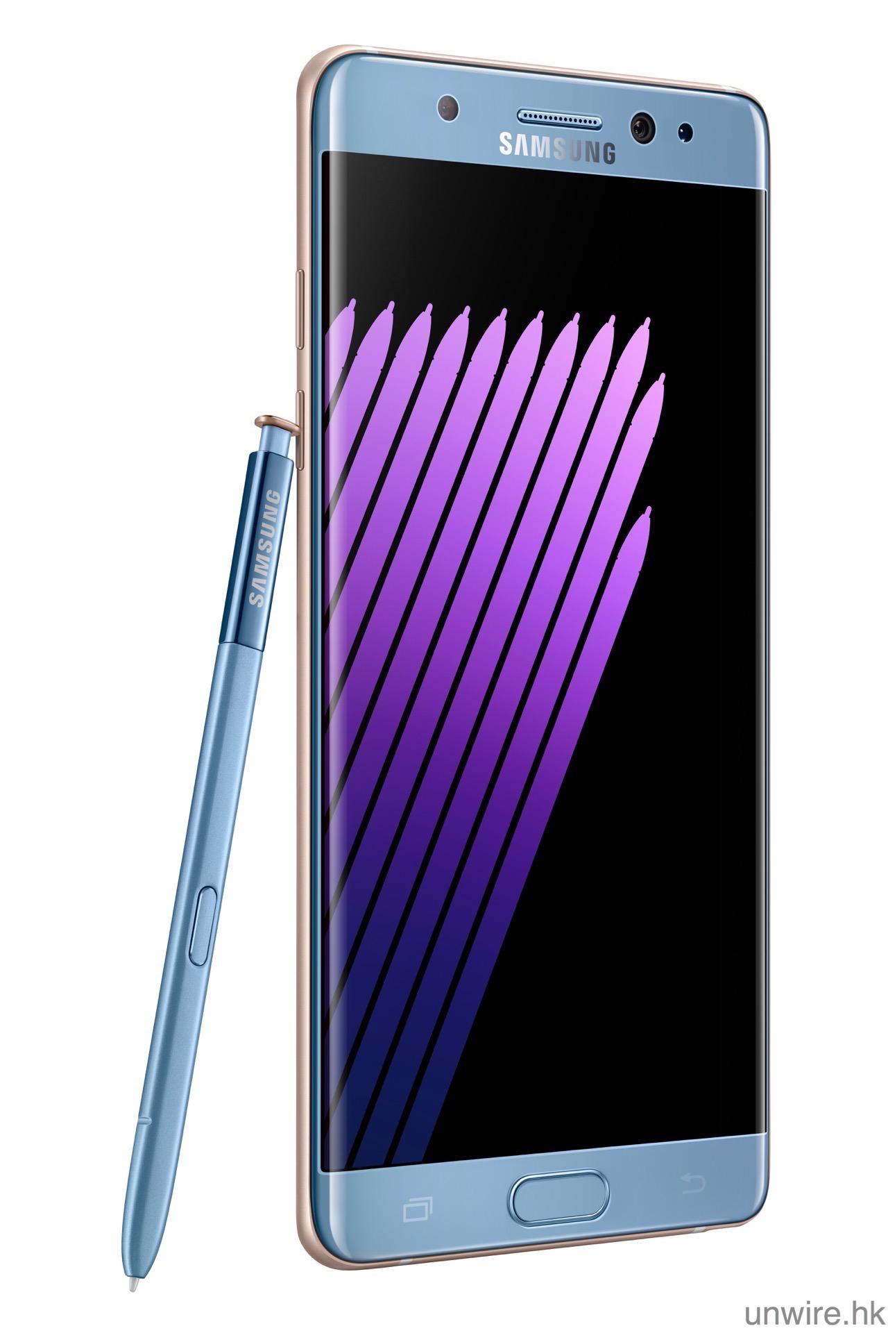 3 分鐘睇盡 Samsung Galaxy Note 7 十大功能 + 重點