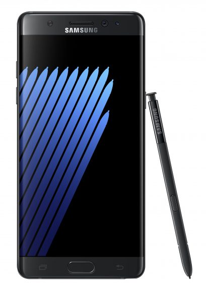 08 Note7 Front_Pen_Black