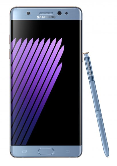 08 Note7 Front_Pen_Blue