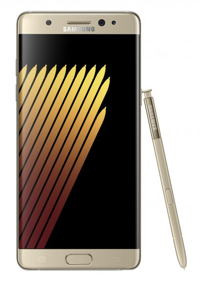 08 Note7 Front_Pen_Gold