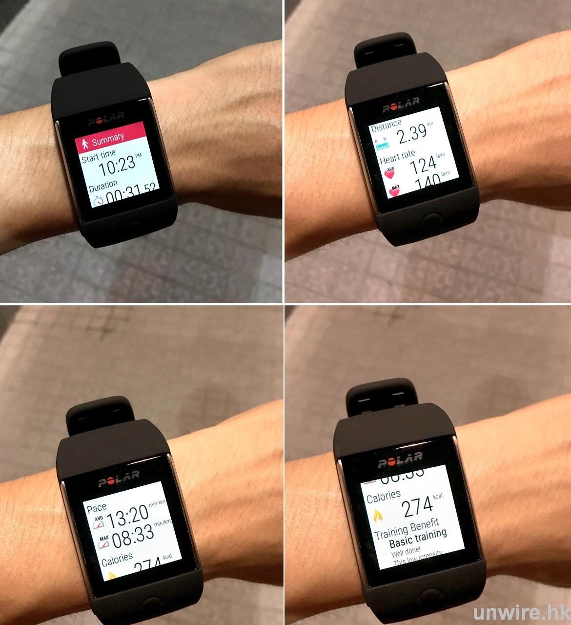 辛尼:運動返工都啱戴 - Polar M600 防水智能運動錶開箱評測