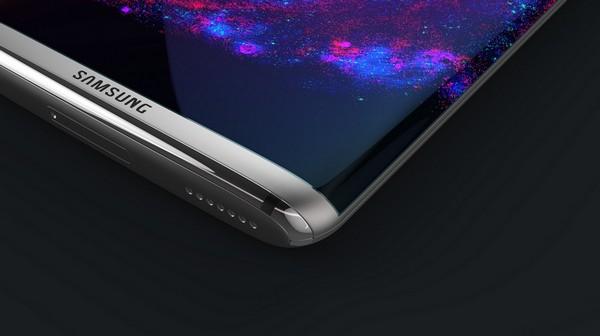 Galaxy S8 概念設計圖