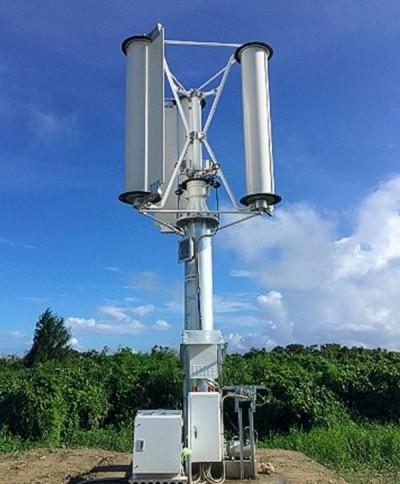 沖繩測試的原型版本