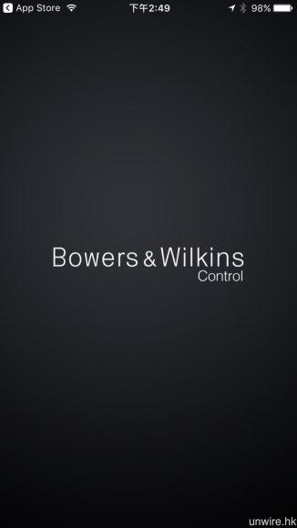 Zeppelin Wireless 不設遙控器,用戶可使用 iOS、Mac 及 Windows 的《Bowers & Wilkins Control》,遙遠操控該款喇叭。