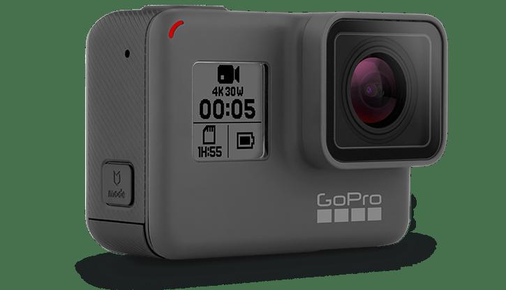 機身終於防水!GoPro Hero 5 正式發佈 語音操控可拍4K 30FPS影片