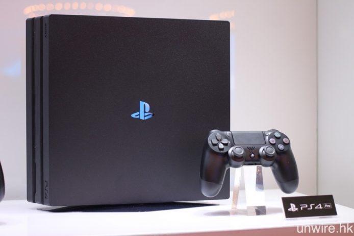 PS4 Pro Mockup 原型機亦在港現身。