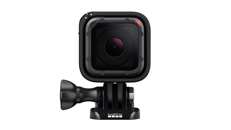 意外獲得更新! GoPro Hero 5 Session 登場