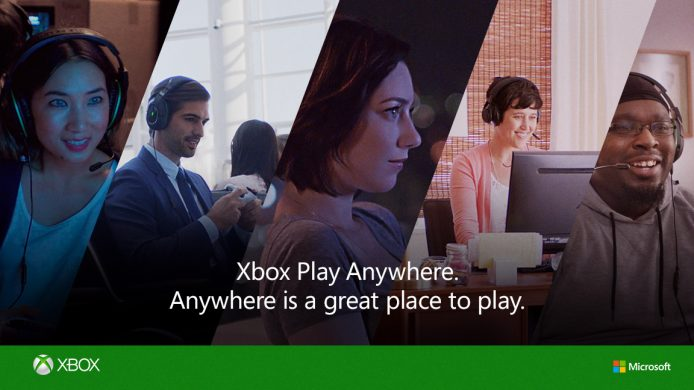 Xbox Play Anywhere Gamers