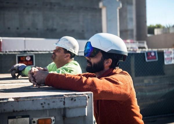 【有片睇】擴增實境新應用!DAQRI 智能頭盔讓建築工人預先睇到完成後結構