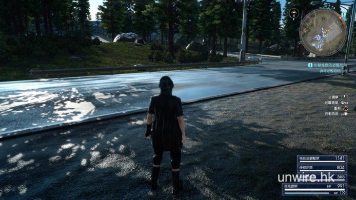 FFXV 在 PS4 Pro 的光影效果非常好