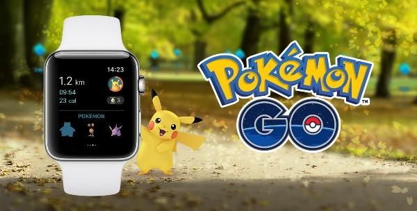 終於推出!《Pokemon GO》Apple Watch 連動快速評測