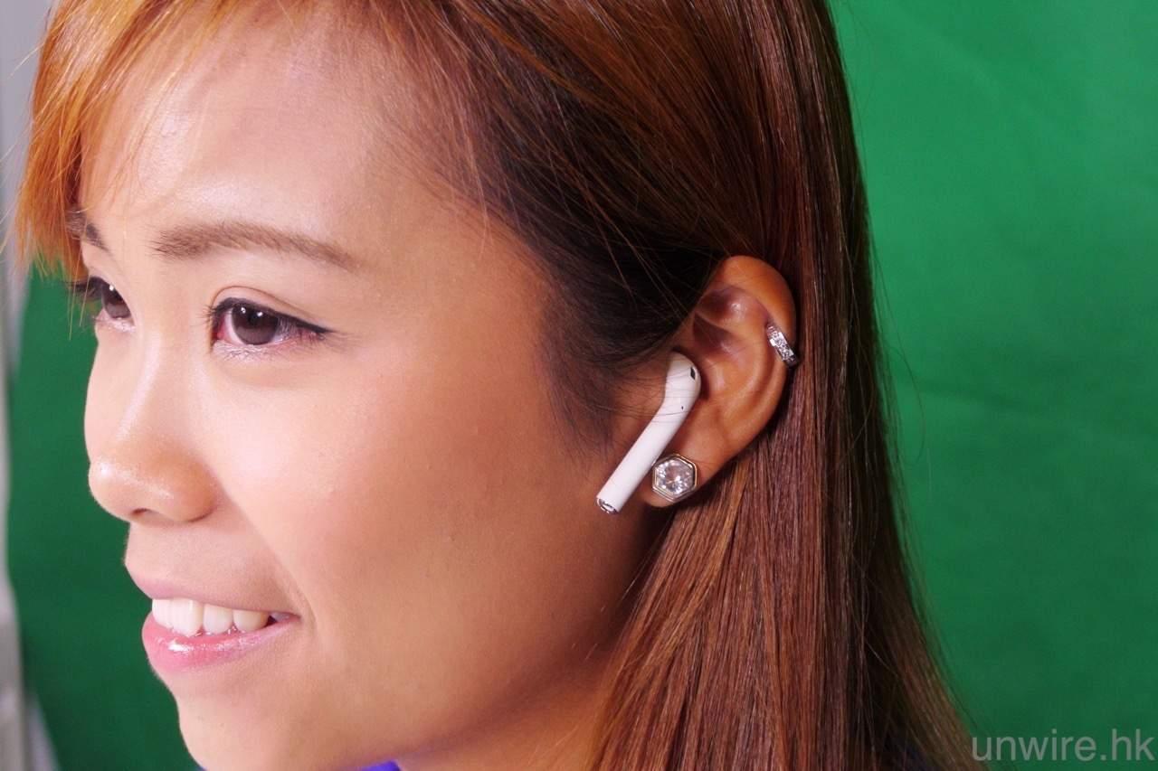 原廠真.無線藍牙耳機!Apple AirPods 開箱 + 外形評測