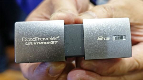 儲存仲多過 MacBook!Kingston 推出 2TB 容量 DataTraveler USB 手指
