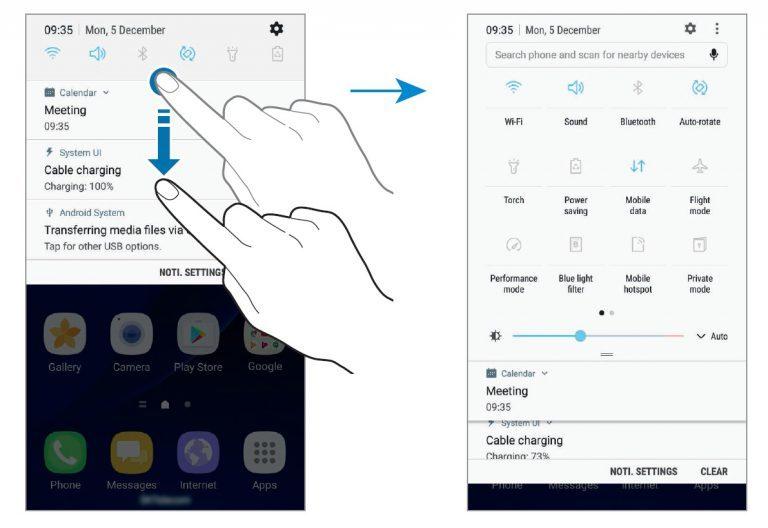 系統升級在即 Samsung 先更新 S7、S7 edge 用戶手冊