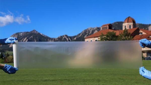夏天毋須再開冷氣!新型玻璃塑膠薄膜可有效協助室內降溫