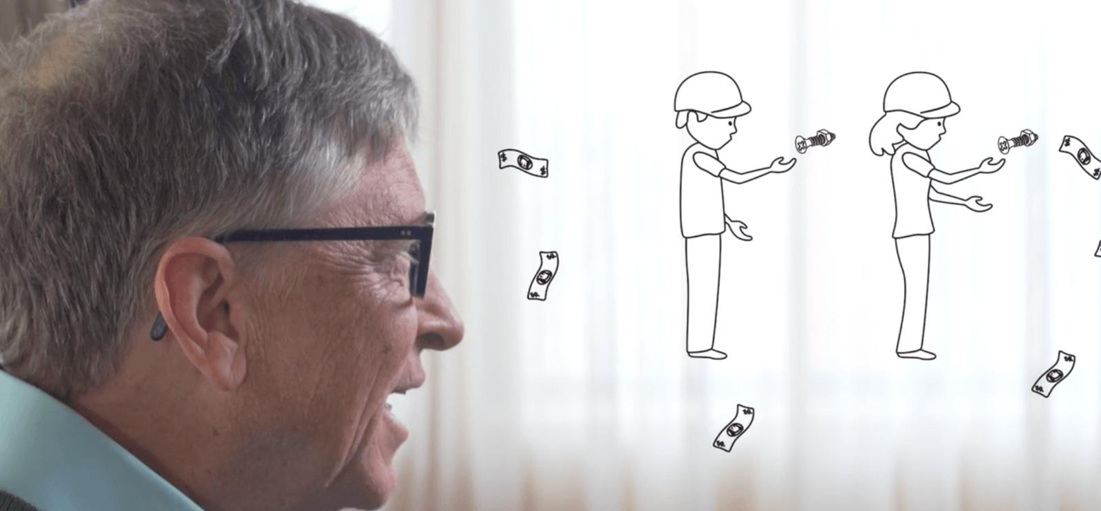 Bill Gates:政府應設立機械人稅,對應新時代