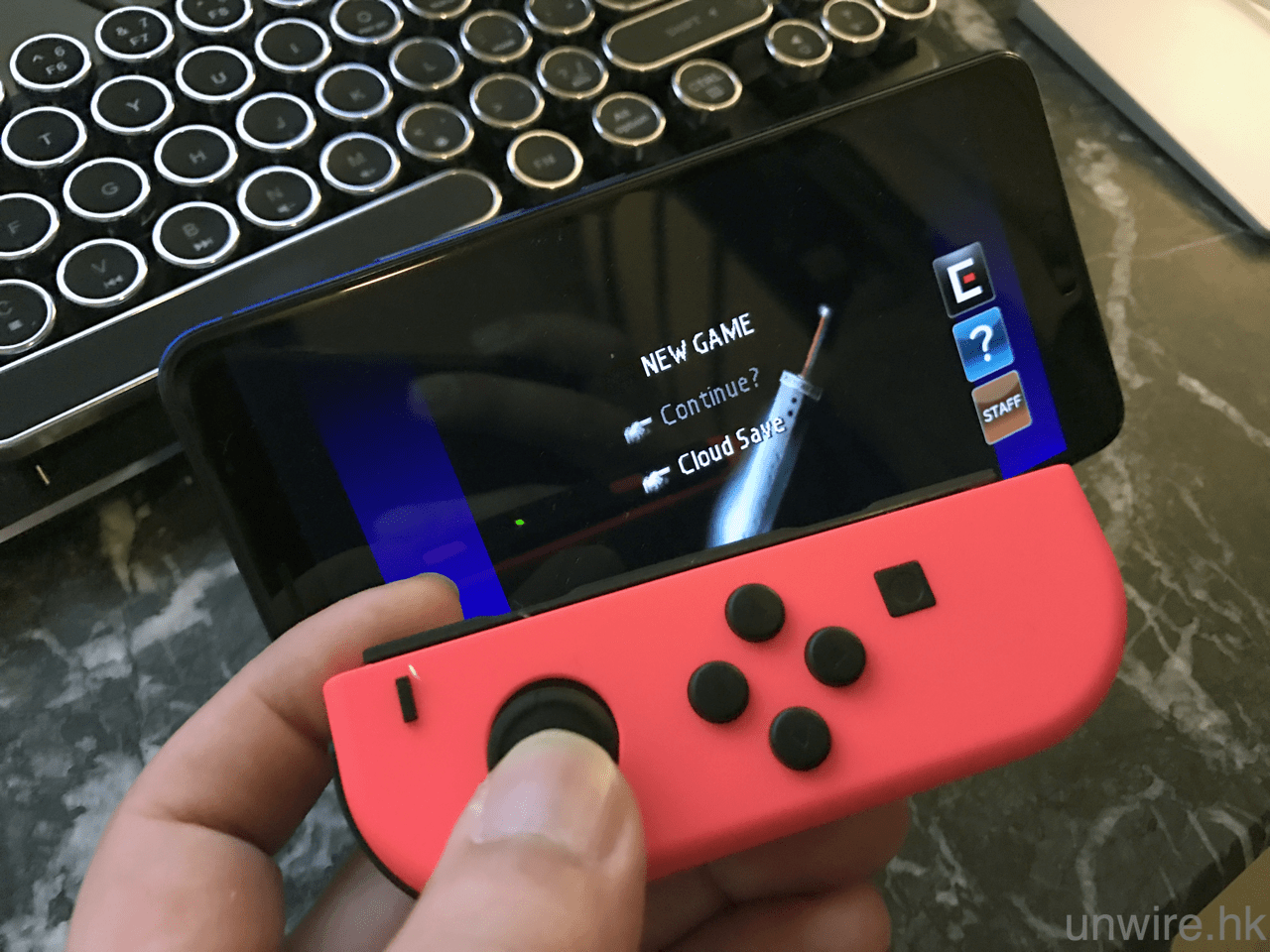 任天堂Switch Joy-Con跨平台手掣?駁PC+Mac+Android實戰| 香港UNWIRE HK