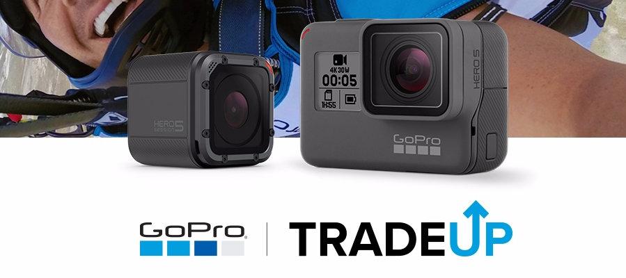 鼓勵用戶換新機 GoPro 推 trade-in 催谷銷量