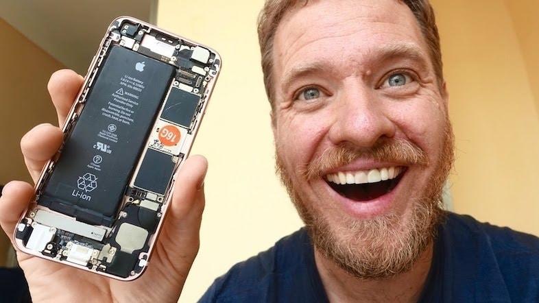 iPhone都可以自己買料砌機!鬼佬示範齋買零件成功砌成iPhone