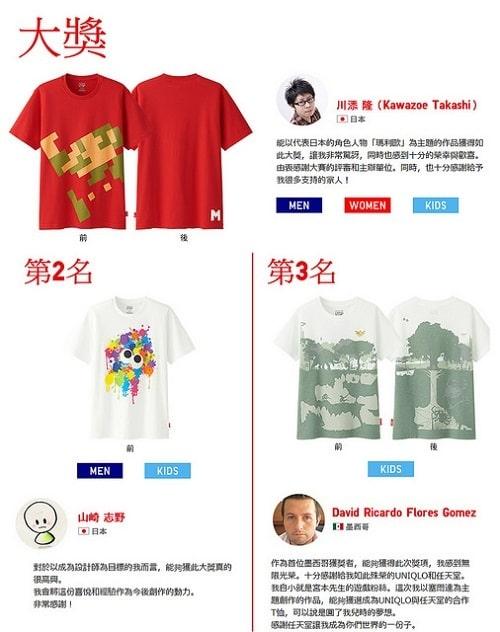 【有片睇】香港人獲獎!全 25 款 Uniqlo x 任天堂主題 T 恤將於 5 月底發售