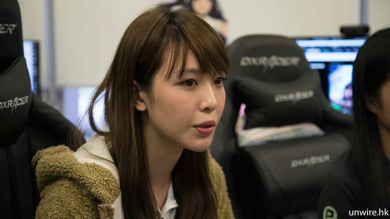 勝出香港競 XP PandaCute專訪:「目標係中國八強」