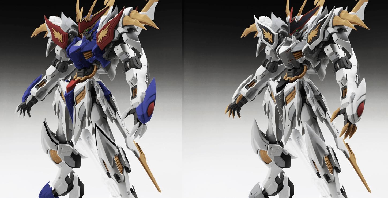 1/100 Gundam改件成龍神丸龍王丸 大陸神改紅到番日本