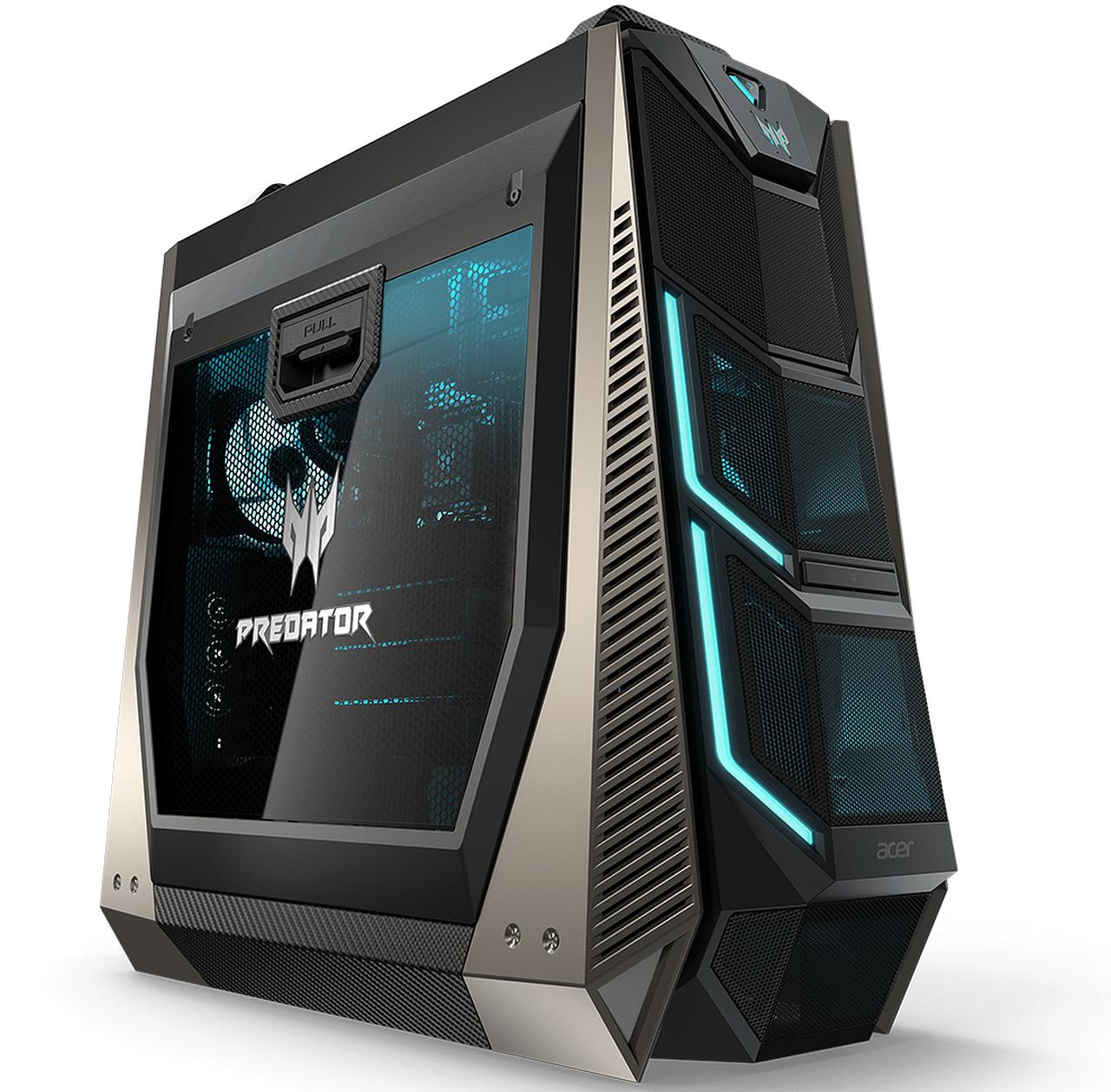 【IFA 2017】Acer Predator Orion 9000:18 核 CPU + 4 張顯示卡