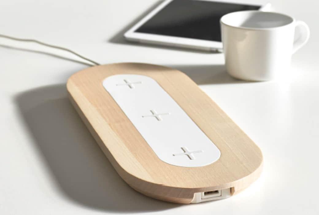 比 AirPower 更實用 IKEA 無線充電板同時餵飽 4 手機