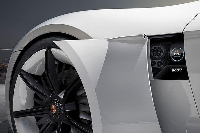 Porsche Mission E首部波子純電動車量產化 2019 年推出價錢親民