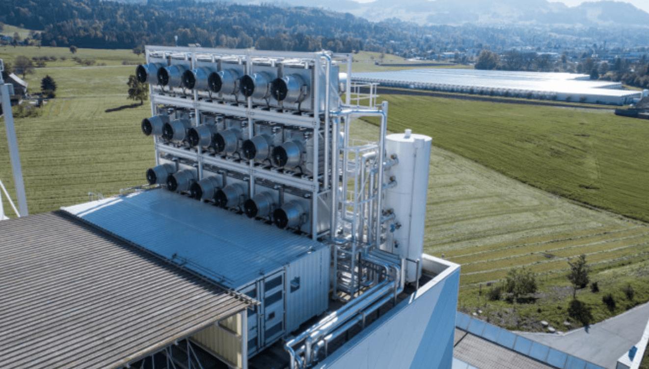 瑞士減碳新招 建巨型空氣清新機