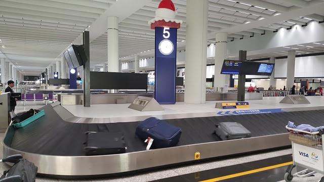 香港機場「行李通」手機App Check住行李幾時出