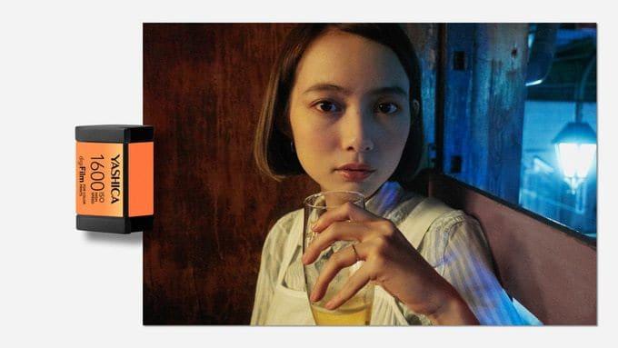 數碼化的「菲林」相機?Yashica digiFilm Camera Y35 眾籌集資