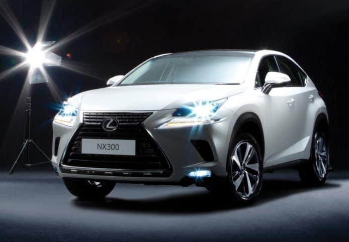 Lexus NX300 2018新車款抵港 結合科技與豪華 | 香港 UNWIRE.HK 玩生活.樂科技