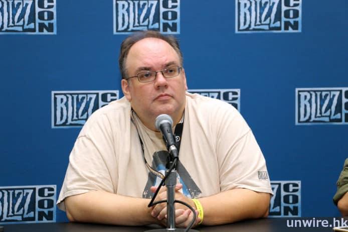 《鬥陣特攻》主要設計師 Scott Mercer