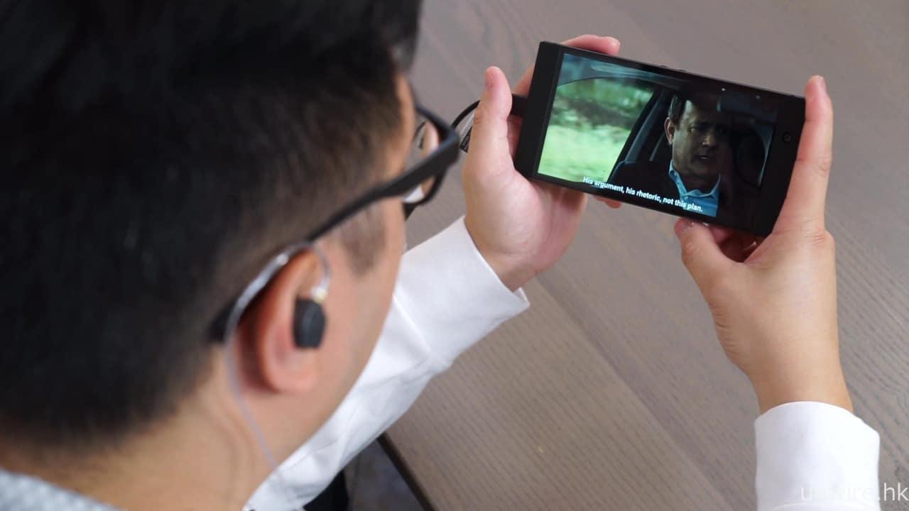 評測】Razer Phone 香港測試睇戲打機音效出色  香港UNWIRE HK 玩