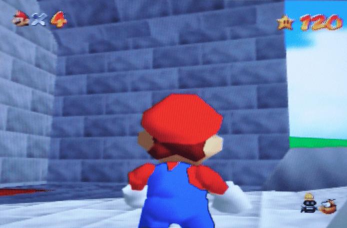 研究指玩《Super Mario 64》對治療腦退化有神奇功效