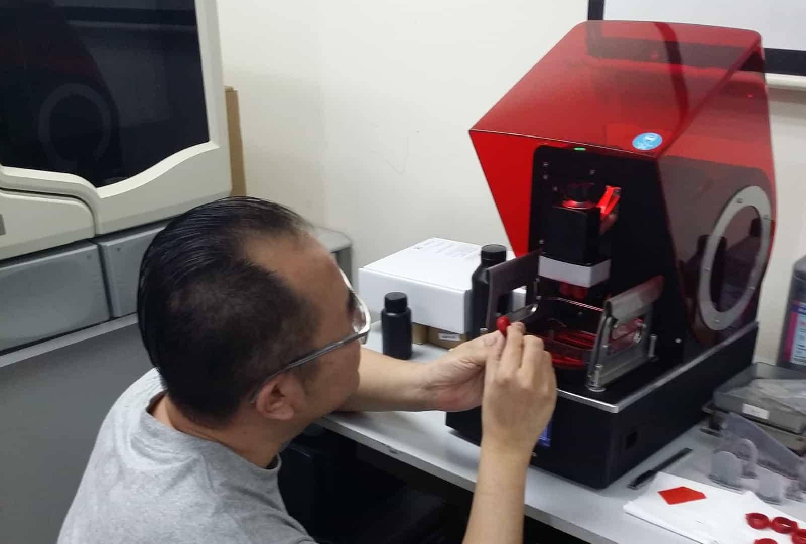 首飾 3D 打印取代「人手工」 專訪創辦人盧志昂